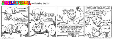 Parting Gifts