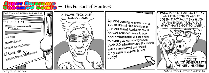 The Pursuit Of Heaters