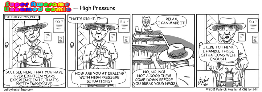 High Pressure