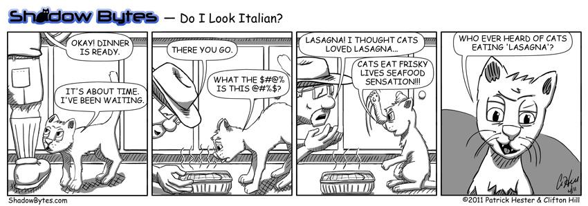 Do I Look Italian