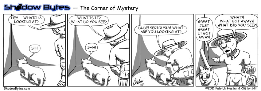 The Corner Of Mystery