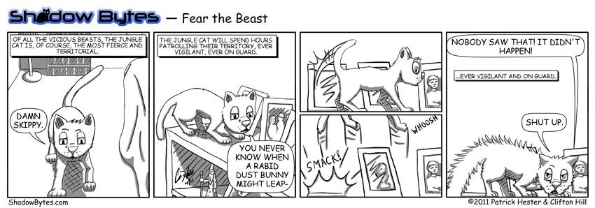 Fear The Beast